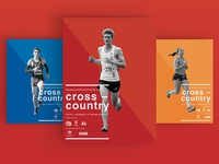 Cross-Country running poster #3