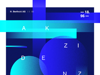 Poster henric maxence dribbble hdd