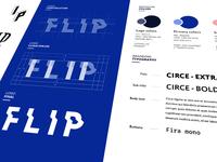 FLIP - BRANDING