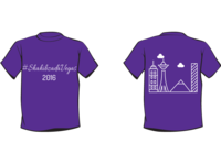 Vegas Shirt Design