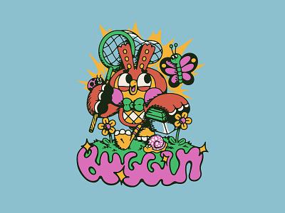 blathers bugs buggin new horizons owl nintendo gaming illustration animal crossing blathers