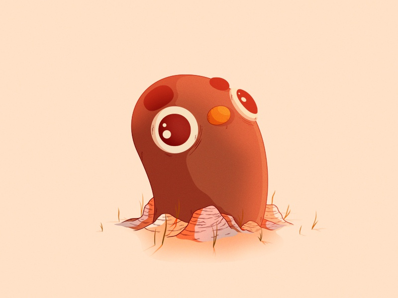 Diglett | #50 illustration pokemon diglett gaming nintendo 50 pocket monster