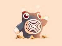 Poliwhirl | #61