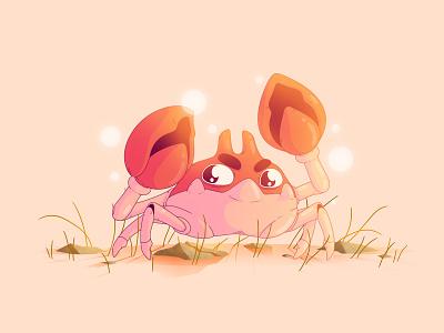 Krabby | #98 krabby nintendo 98 gaming pokemon illustration