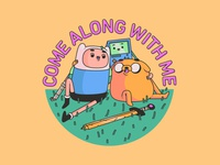 Adventure Time | Come Along With Me