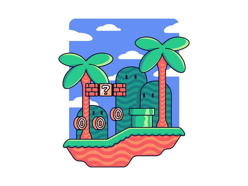 Super Mario Bros 3 super mario nintendo gaming illustration