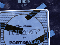 ATL Collective Relives Portishead's Dummy Poster