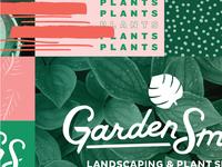 GardenSmith Brand Elements