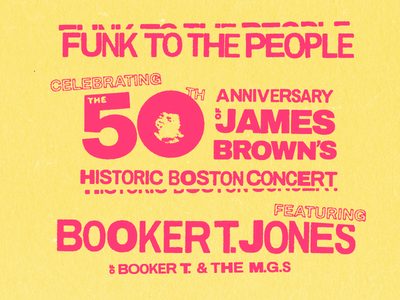 ATL Collective Relives James Brown '69 Boston Concert