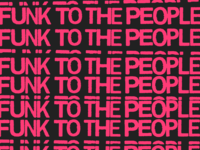 Funk to the People Shirt Pattern