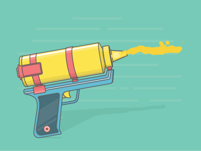 Happy Arsenal: Mustard Gun