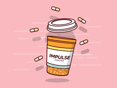 Coffee bottle by happy impulse