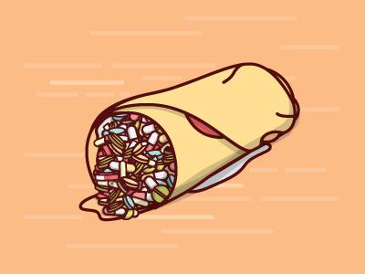 Burrito by happy impulse
