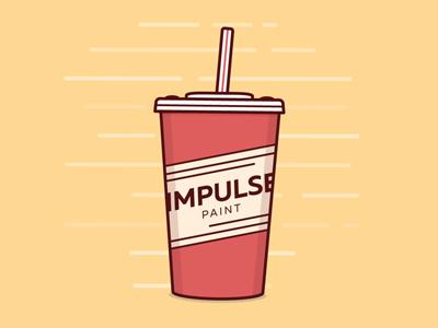 Impulse meal drink by happy impulse
