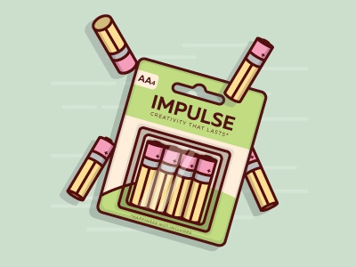 Power up by happy impulse
