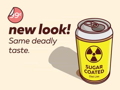 Sugar Coated Diet Lies