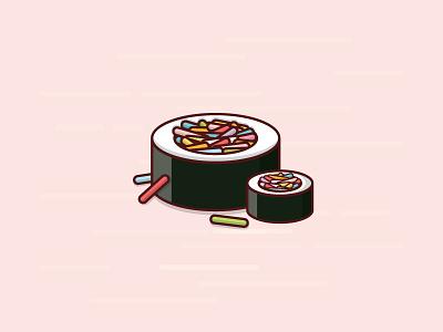 Sugar Sushi sprinkle seaweed sprinkles happy impulse happyimpulse junk sugar sushi