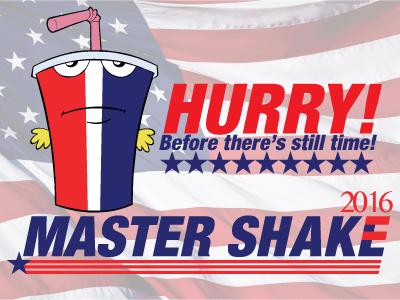 Master Shake 2016