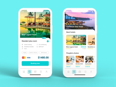Smart Trip App travel agency travel app booking app booking system uxui design mobile app design figma