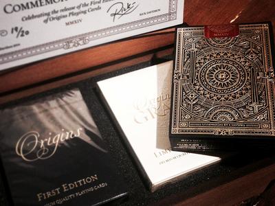 Origins Collectors Box Set