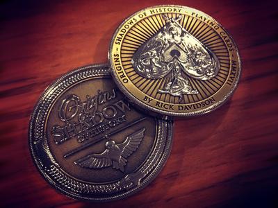 Shadows of History ~ Coin