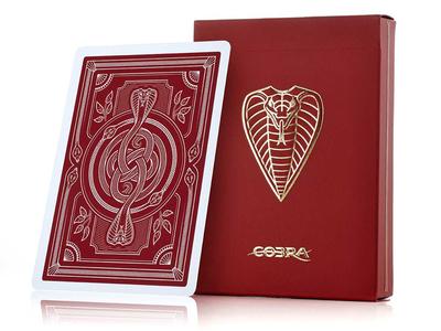 Cobra Playing Cards