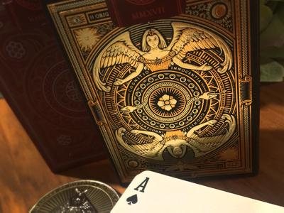 Playing Card bling