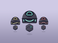 Robot Mascot V.5