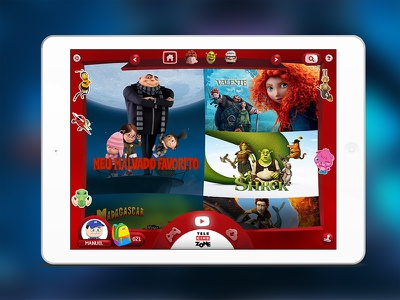 Telecine Play Zone iOS Game ios play telecine kids game