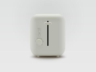 MUJI toaster