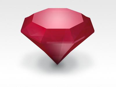 Ruby ruby red gem