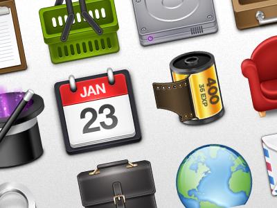 Simplex icons icons icon set 128