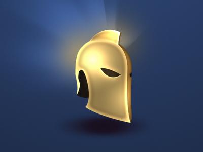 Dr. Fate desktop dr. fate fate dc comic helmet gold blue