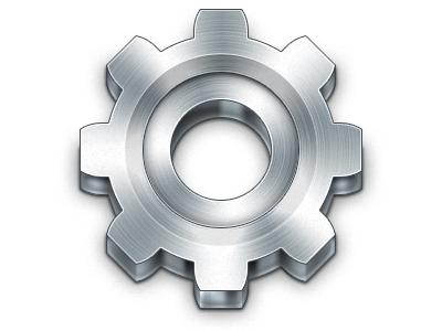Gear [WIP] gear gray grey metal