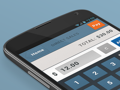 In-App Calculator