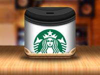 Take Away Coffee Cup Icon