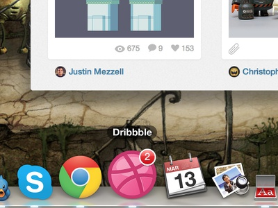 Double Dribbble invites giveaway