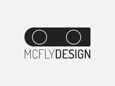 New folio plus logo idea logomark logotype back to the future huvr one more year