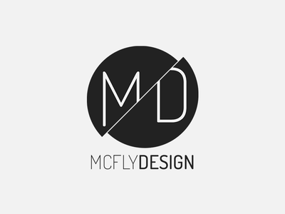 Alternate (less thematic) version logomark logotype