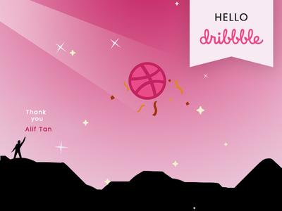 Hello, Dribbblers!