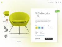Soffa Single Product