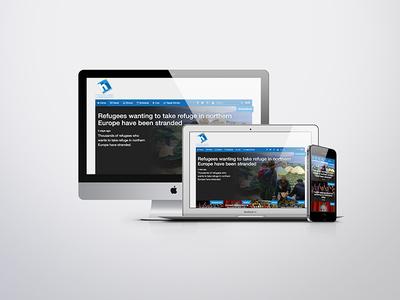 Himalaya TV Web Design