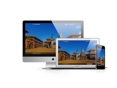 Om Yadav, Web Design