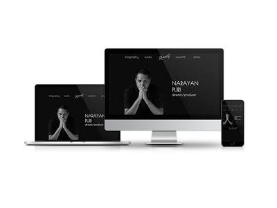 Narayan Puri, Web Design