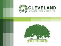 Cleveland Shade Tree Board Logo