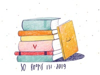 2019 goals - more books