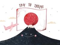 2019 goals - trip to Japan