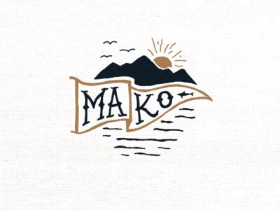 Mako Mountain Ocean