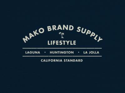 Mako Brand Supply Lifestyle