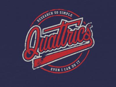 Qualtrics Baseball T